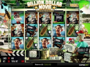 Billion Dollar Movie spiele