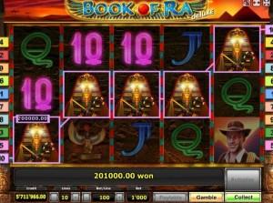 book of ra spielautomat online spielen